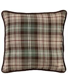 "22""x22"" Plaid Pillow"