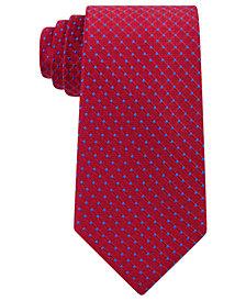 Tommy Hilfiger Men's Dot Silk Tie