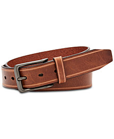 Fossil Men's Stuart Leather Belt