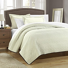 Chic Home Palermo 3 Piece King Quilt Set