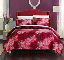 Chic Home Kelsie 3 Piece Queen Quilt Set