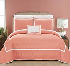 Mesa 8 Piece Queen Quilt Set
