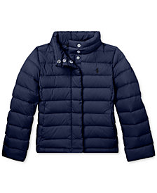 Polo Ralph Lauren Little Girls Lightweight Down Jacket