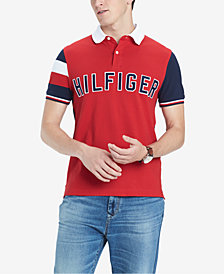 Tommy Hilfiger Men's Colorblocked Polo, Created for Macy's