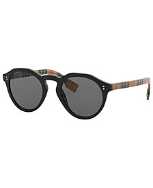 Burberry Sunglasses, BE4280 48