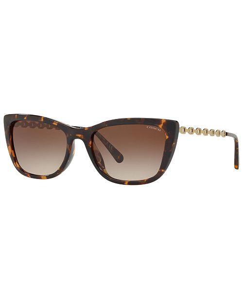 91cfc411b2c2 COACH Sunglasses