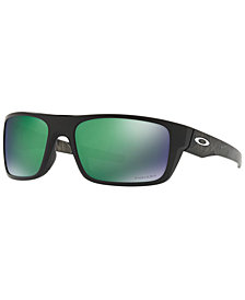 Oakley Polarized Sunglasses, OO9367 60 Drop Point