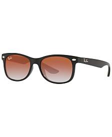 Ray-Ban Junior Sunglasses, RJ9052S NEW WAYFARER
