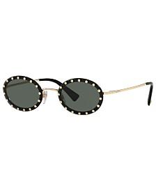 Valentino Sunglasses, VA2027 51