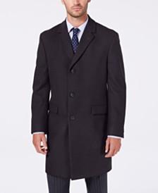 Nautica Men's Classic/Regular Fit Batten Overcoat