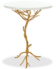 Carolyn Rooted Accent Table