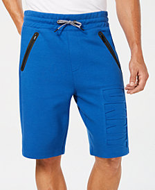 DKNY Men's Fleece Drawstring Shorts