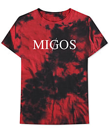 Migos Tie-Dyed Men's Graphic T-Shirt