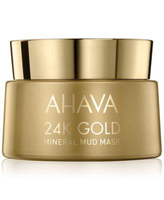 24K Gold Mineral Mud Mask, 1.7-oz.