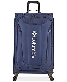 "Columbia Cabin Lake Collegiate 26"" Lightweight Spinner Suitcase"