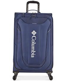 "Columbia Cabin Lake Collegiate 26"" Lightweight Spinner Suitcase"