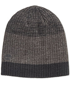 Timberland Men's Heat Retention Marled Slouchy Beanie, Created for Macy's