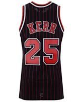 Mitchell   Ness Men s Steve Kerr Chicago Bulls Hardwood Classic Swingman  Jersey 61294cc08