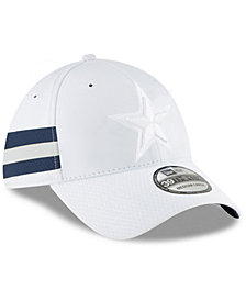 New Era Dallas Cowboys Official Color Rush 39THIRTY Stretch Fitted Cap