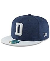 f2eae0ac901 New Era Dallas Cowboys On Field Sideline Home 59FIFTY Fitted Cap