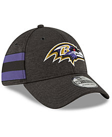 New Era Boys' Baltimore Ravens Sideline Home 39THIRTY Cap