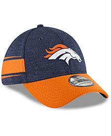 New Era Boys' Denver Broncos Sideline Home 39THIRTY Cap