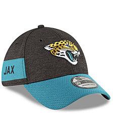 New Era Boys' Jacksonville Jaguars Sideline Home 39THIRTY Cap