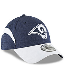 New Era Boys' Los Angeles Rams Sideline Home 39THIRTY Cap