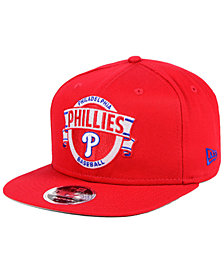 New Era Philadelphia Phillies Banner 9FIFTY Snapback Cap