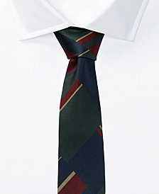 Lauren Ralph Lauren Men's Patchwork Silk Tie