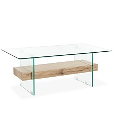 Kayley Rectangular Coffee Table, Quick Ship