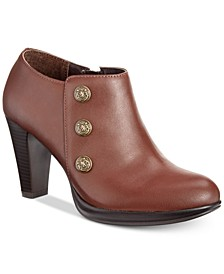 Penston Ankle Booties