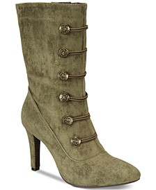 Chung Zip Boots
