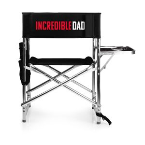 Picnic Time Mr. Incredible Sports Chair 6865486