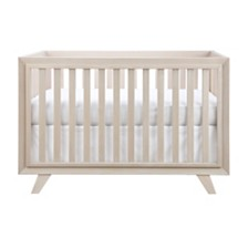 Wooster Convertible Crib Two Tone