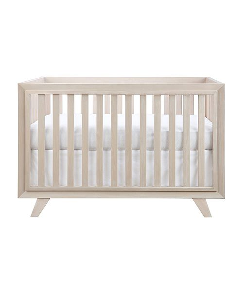 Baby Appleseed Wooster Convertible Crib Two Tone & Reviews