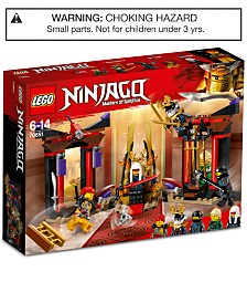 LEGO® Throne Room Showdown 70651