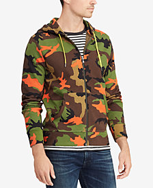 Polo Ralph Lauren Men's Big & Tall Camouflage Performance Hoodie