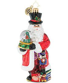 Christopher Radko Dance Of The Sugar Plum Fairy Ornament