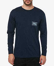 O'Neill Men's Rounder Logo Graphic Pocket T-Shirt
