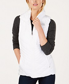 Women's Mossbud Insulated Water-Repellent Reversible Vest