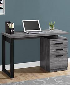 "48""L L/R Facing  Computer Desk in Black"