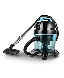 Blue Pure Air - Water Filtration Vacuum Cleaner