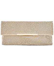 I.N.C. Hether Imitation Pearl Clutch, Created for Macy's