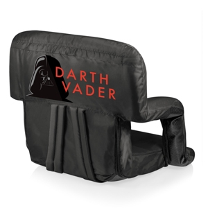 Picnic Time Darth Vader  Ventura Portable Reclining Stadium Seat