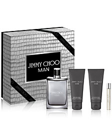 Jimmy Choo Men's 4-Pc. Man Gift Set, A $155 Value