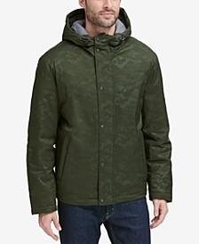 Men's Oxford Hooded Jacket