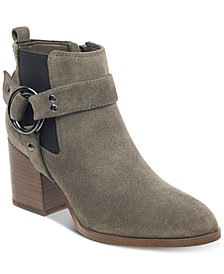 Marc Fisher View Harness Booties