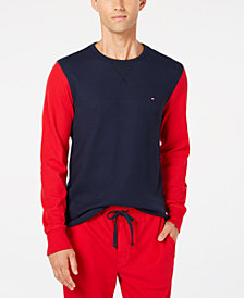 Tommy Hilfiger Men's Colorblocked Thermal Shirt, Created for Macy's