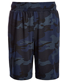 Ideology Little Boys Camo-Print Shorts, Created for Macy's
